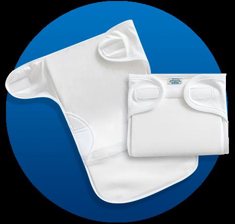 Abdukční kalhotky - Pro kojence do 3 měsíců